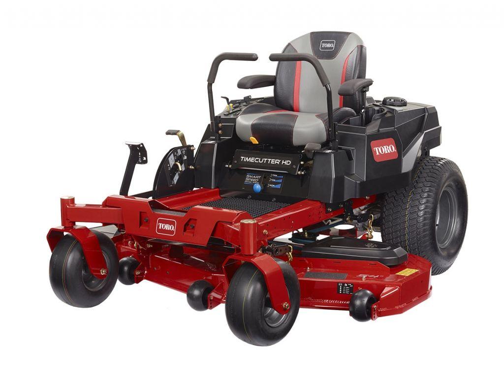 Afbeelding Toro Timecutter HD X 4850 24.5 pk 2 cilinder OHV Toro motor 122 cm maaibreedte... 1