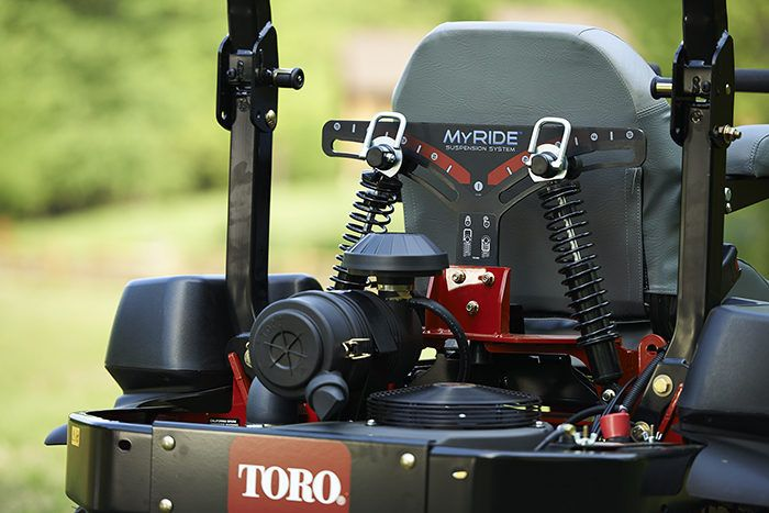 Afbeelding Toro Timecutter HD XS4850 MY RIDE, 24.5 pk 2 cilinder OHV Toro motor 122 cm maaibreedte... 3