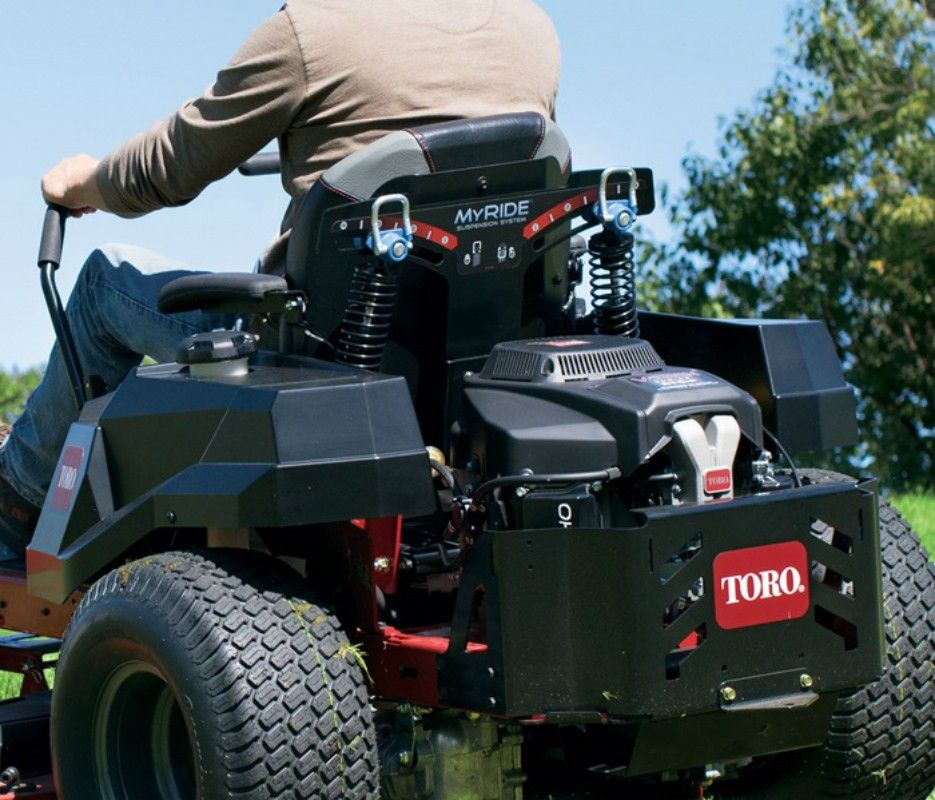Afbeelding Toro Timecutter HD XS 5450 MY RIDE 24. pk 2 cilinder OHV Toro motor 138 cm maaibreedte 2