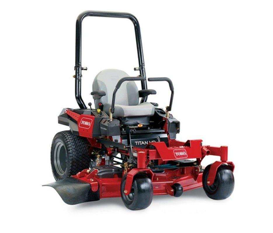 Afbeelding Toro Titan HD 1500 MY RIDE 24.5 pk OHV 2 cilinder Toro motor 122 cm maaibreedte... 1