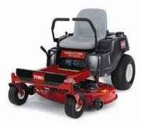 Toro TimeCutter ZS 4200T 24.5 pk 2 cilinder OHV Toro motor 107 cm maaibreedte...
